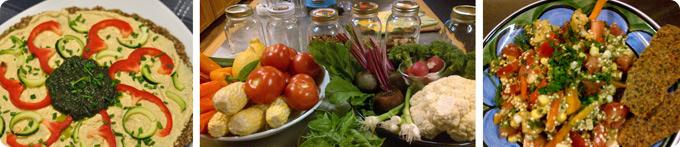 Raw-food-retreat