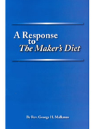 A Response to the Maker's Diet