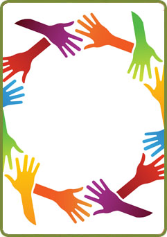 Sharing Hands
