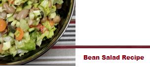 bean salad small
